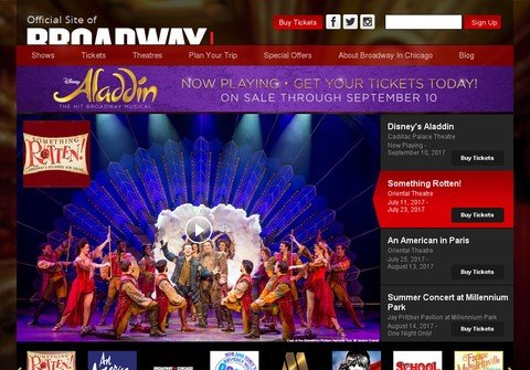 broadwayinchicago.com thumbnail