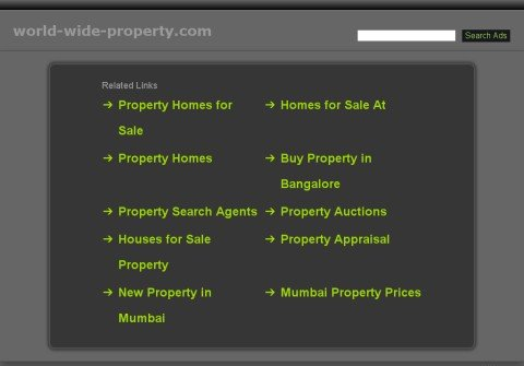 world-wide-property.com thumbnail