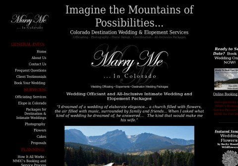 coloradodestinationweddings.com thumbnail