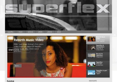 superflexmusic.com thumbnail