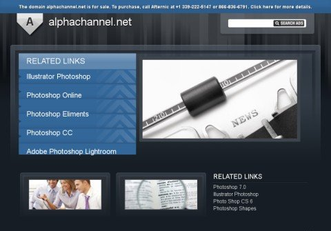 alphachannel.net thumbnail