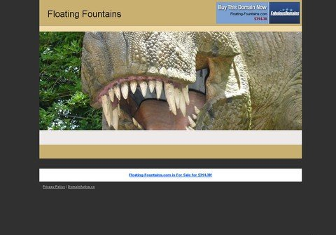 floating-fountains.com thumbnail