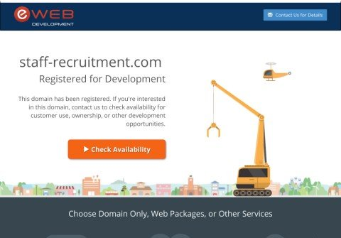 staff-recruitment.com thumbnail