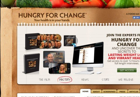 hungryforchange.tv thumbnail
