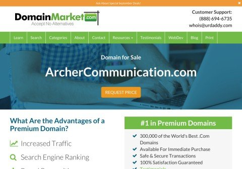 archercommunication.com thumbnail