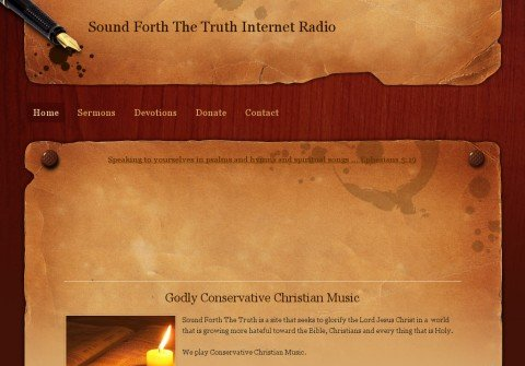 soundforththetruth.com thumbnail
