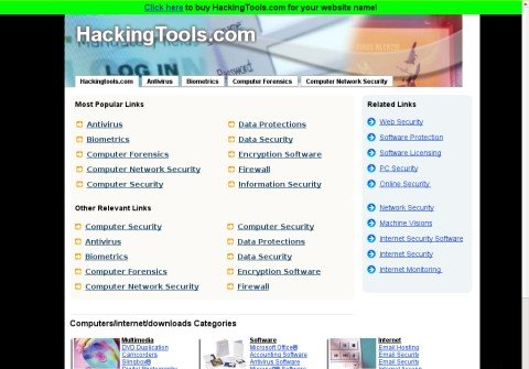 hackingtools.com thumbnail