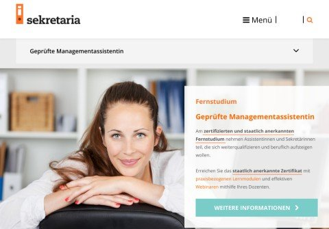 management-assistentin.com thumbnail