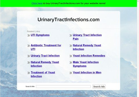 urinarytractinfections.com thumbnail
