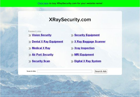 xraysecurity.com thumbnail