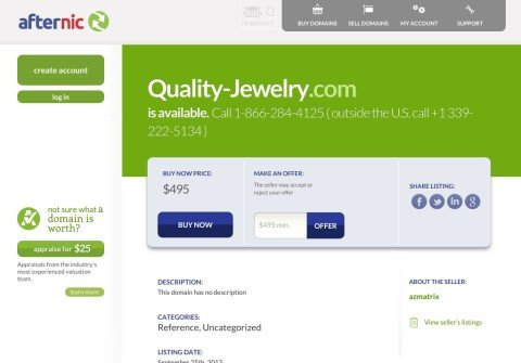 quality-jewelry.com thumbnail