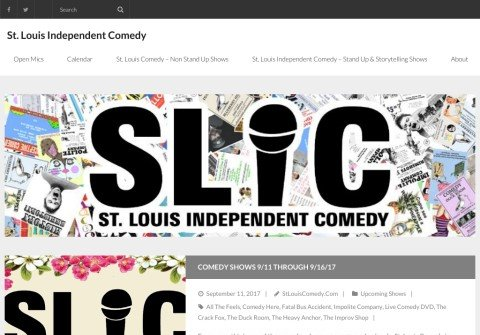 stlouiscomedy.com thumbnail