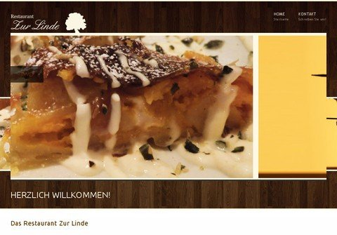 restaurant-zurlinde.com thumbnail