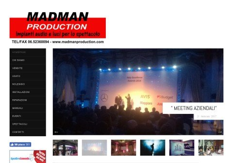 madmanproduction.com thumbnail