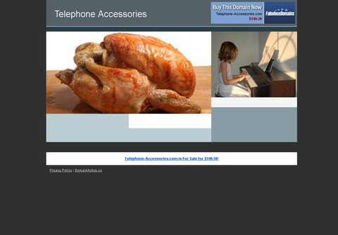 telephone-accessories.com thumbnail