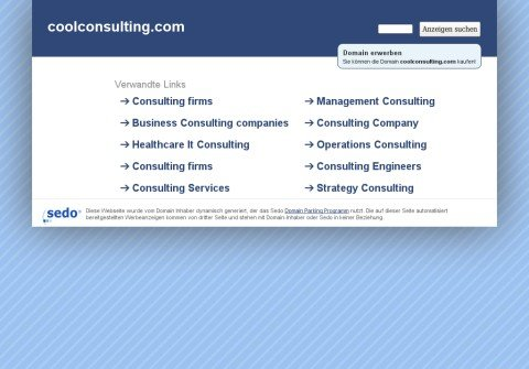 coolconsulting.com thumbnail