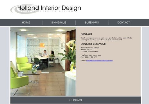 hollandinteriordesign.com thumbnail