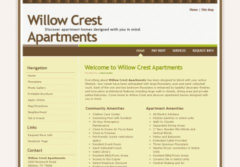 willowcrestapts.com thumbnail