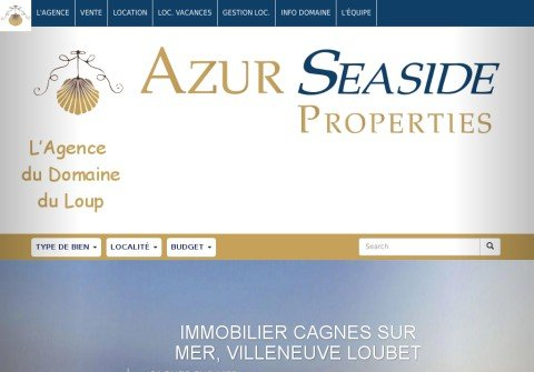 azur-seaside-properties.com thumbnail