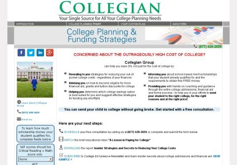 collegiangroup.com thumbnail