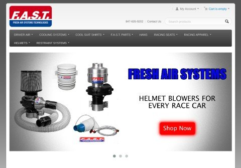 fastraceproducts.com thumbnail