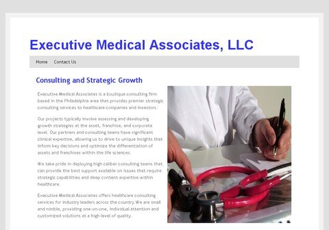 executivemedicalassociates.com thumbnail