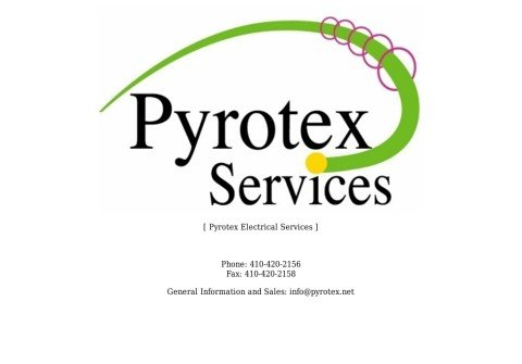 whois pyrotex.net