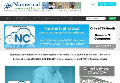 numericalinnovations.com thumbnail