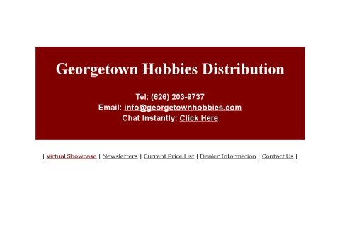 georgetownhobbies.com thumbnail