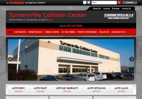 turnersvillecollisioncenter.com thumbnail