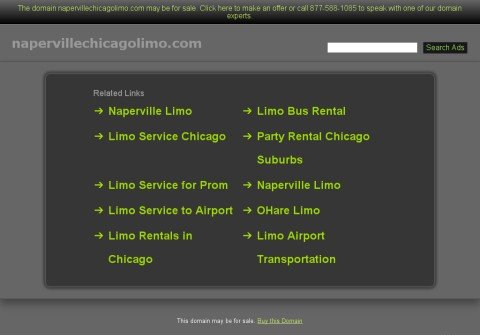 napervillechicagolimo.com thumbnail