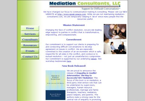 mediation-consultants.com thumbnail
