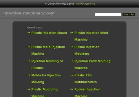 injection-machinery.com thumbnail