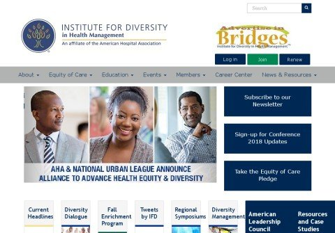diversityconnection.com thumbnail