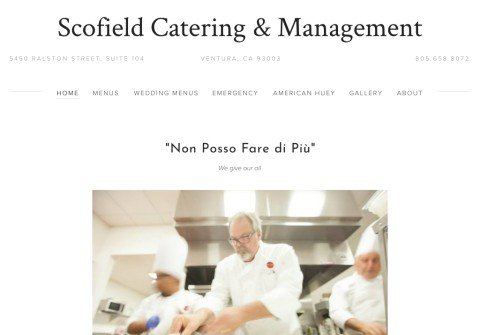 scofield-catering.com thumbnail