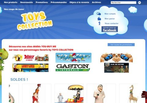 toys-collection.com thumbnail