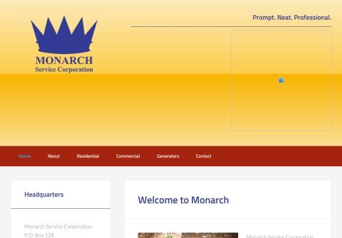 monarchservicecorp.com thumbnail