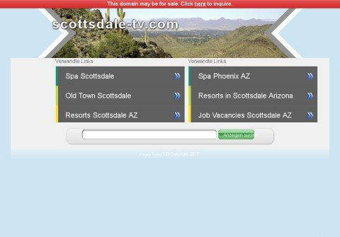 scottsdale-tv.com thumbnail