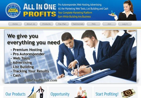 allinoneprofits.com thumbnail
