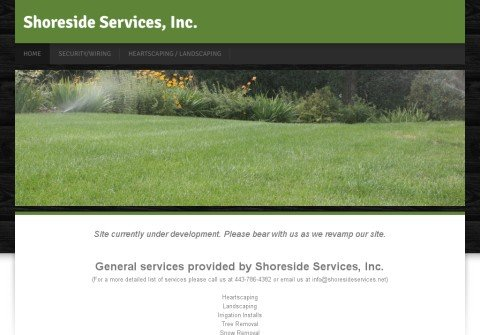 whois shoresideservices.net