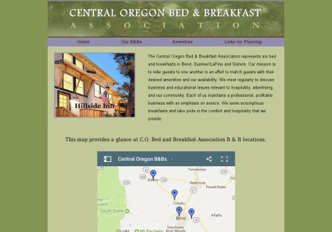 centraloregonbedandbreakfasts.com thumbnail
