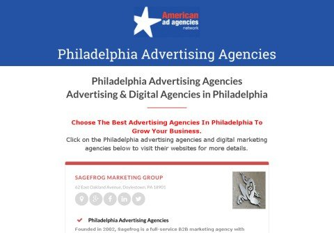 phillyadagencies.com thumbnail