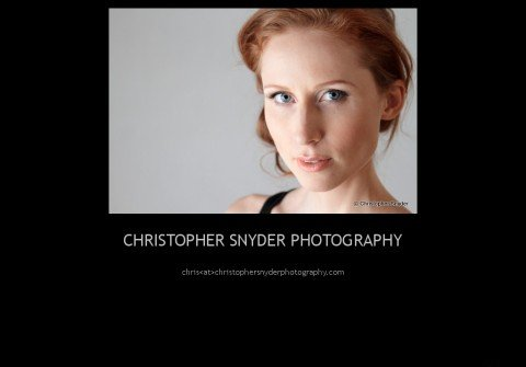 christophersnyderphotography.com thumbnail