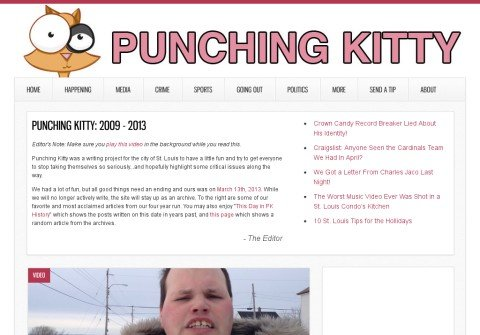 punchingkitty.com thumbnail
