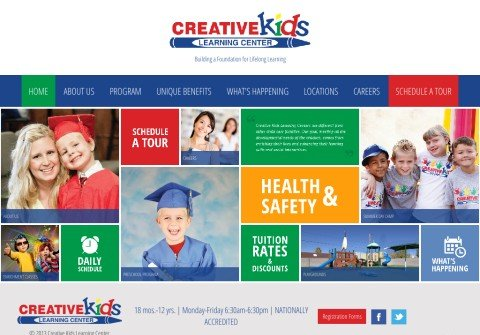 creativekidslearningcenter.com thumbnail