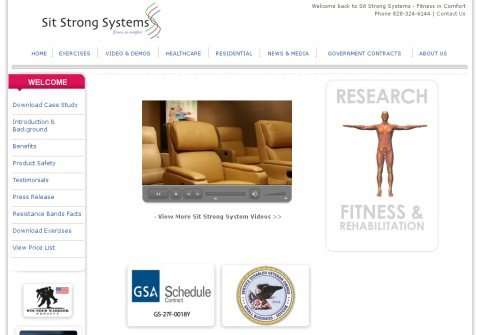 sitstrongsystems.com thumbnail