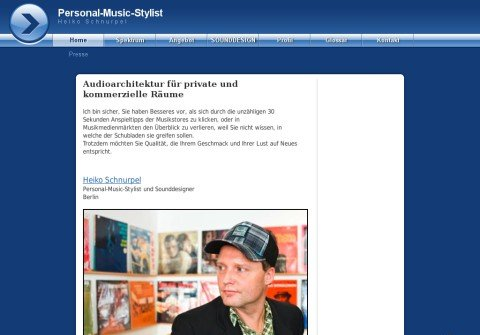 personal-music-stylist.com thumbnail