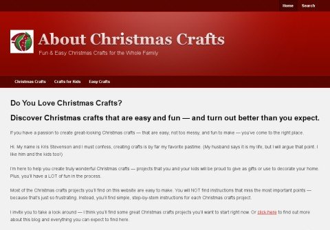 aboutchristmascrafts.com thumbnail