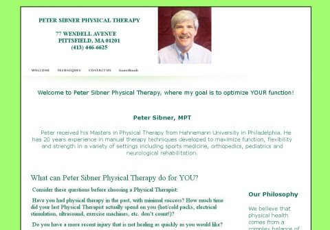 petersibnerphysicaltherapy.com thumbnail