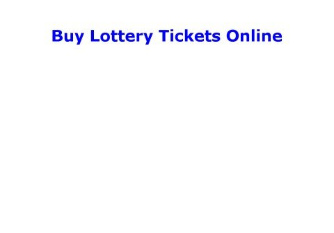 buy-lottery-tickets-online.com thumbnail